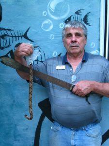 dad snake